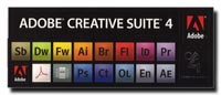 Adobe CS4ステッカー