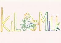 武蔵野美術大学学生によるグループ展「kilmilk展」