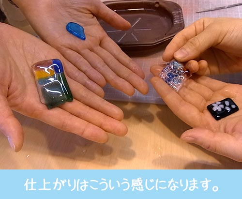 NOE Mielotar『ガラスのペンダントトップ』ワークショップ